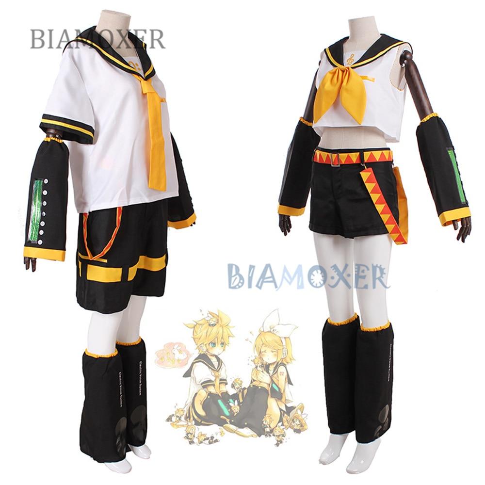 vocaloid-kagamine-rin-kagamine-len-uniforme-de-halloween-cosplay-disfraces-completos-tops-pantalones-cortos