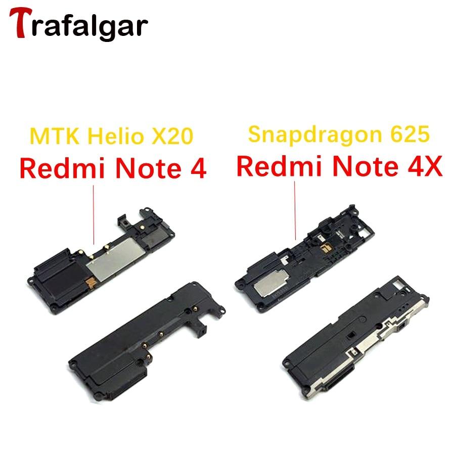 Para Xiaomi Redmi Note 4X altavoz zumbador Ringer para Xiaomi Redmi Note 4 4X altavoz ruidoso Note4 versión Global