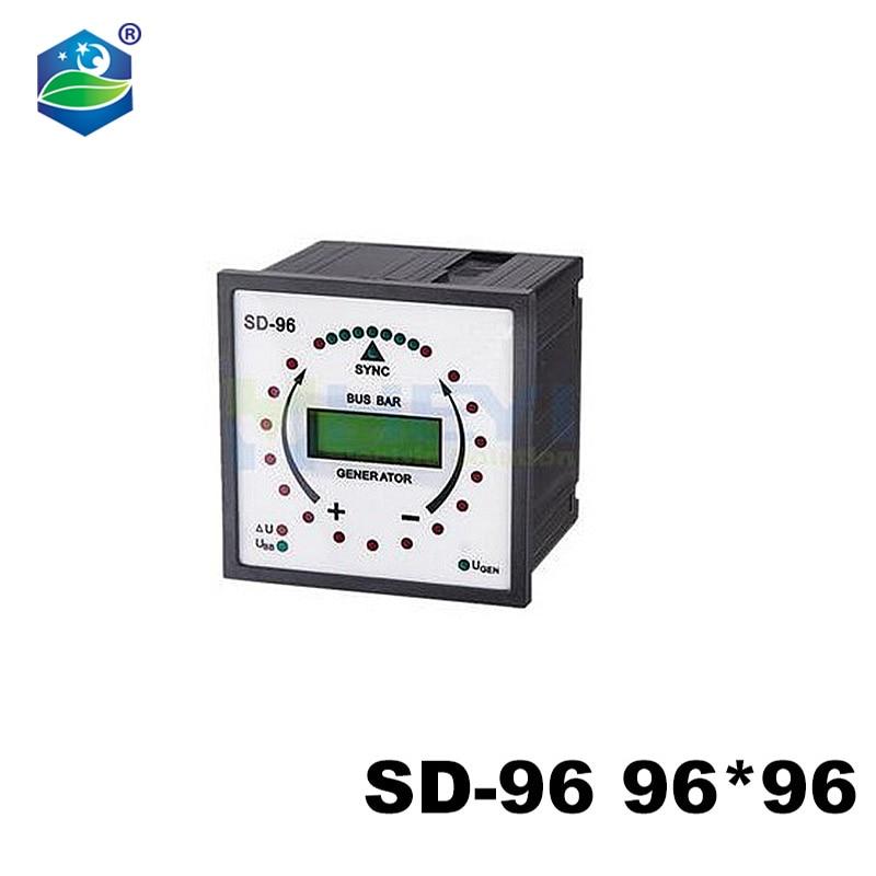 SD-96 96*96 LED الرقمية Synchroscope متر synchroscope ل لوحة مفاتيح CLASS0.5