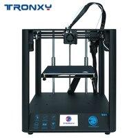 3D Printer Industrial linear guide rail Core XY Titan Extruder Silent design High-precision printingHigh quality Tronxy D01