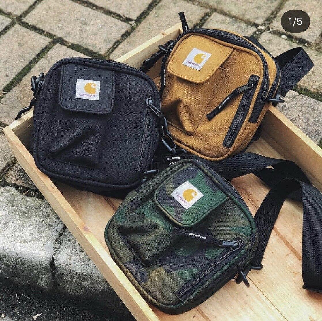 2021 homens e mulheres casual carhartt viagens lazer esportes ao ar livre saco do mensageiro bolsa de ombro bolsa de casal bolsas femininas