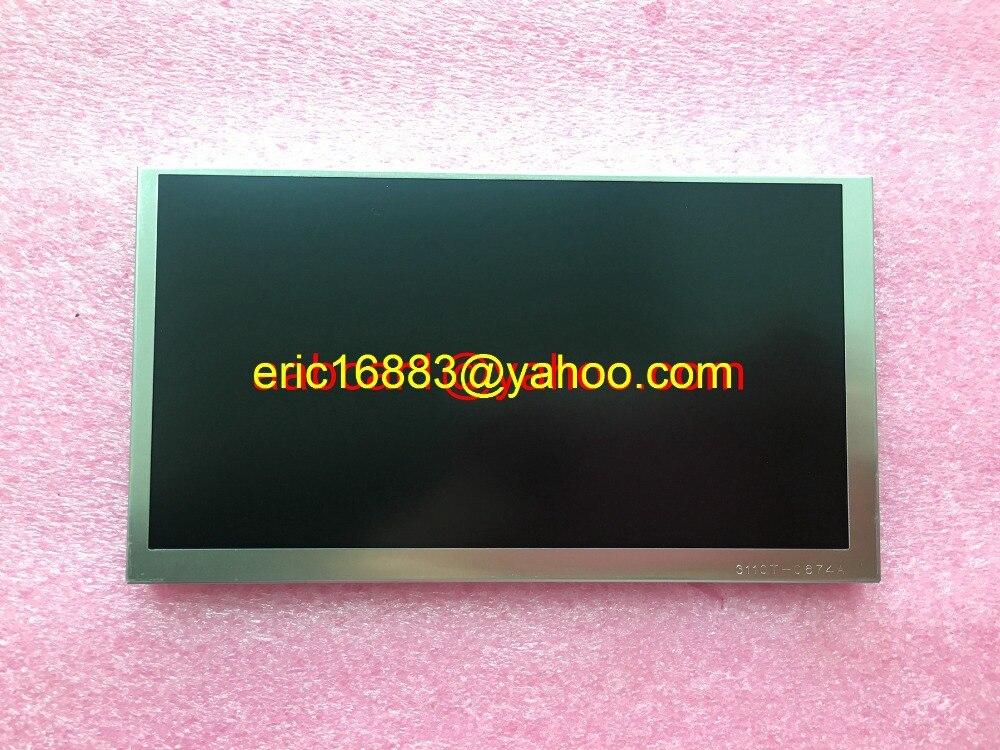 100% pantalla LCD de 6,1 pulgadas nueva marca LA061WV1(TD)(01) Pantalla de LA061WV1-TD01 para Toyota RAV4 Camry GPS para coche de navegación