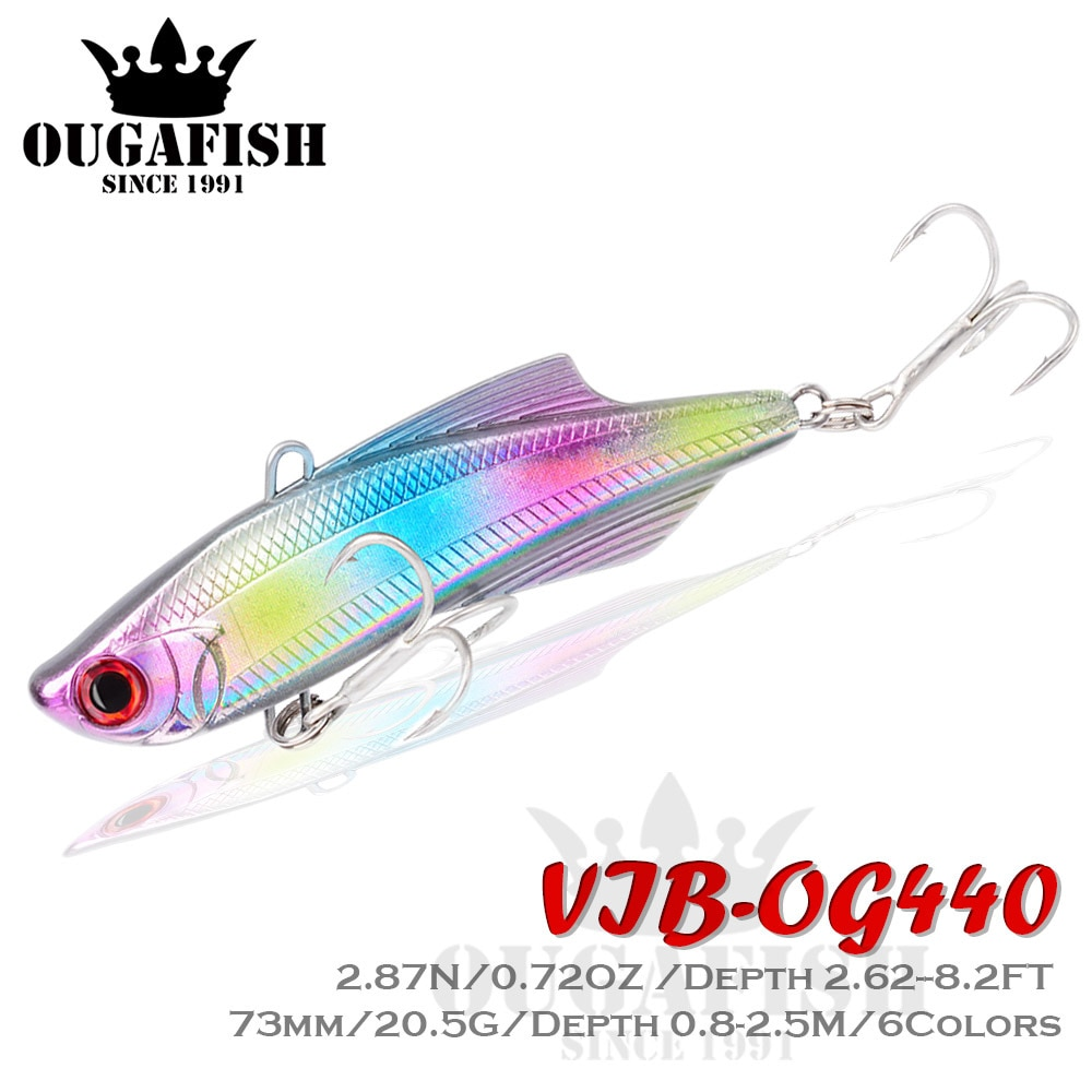 vib fishing lure weights12 8g luya hard baits vibration sinking full swimming lures pesca perch fish tackle isca artificial bait 2021 Vibration Fishing Lure Weights 20.5g Sinking Full In Water Baits Peche Whopper Perch Pike Fish Tackle Isca Artificial Lures