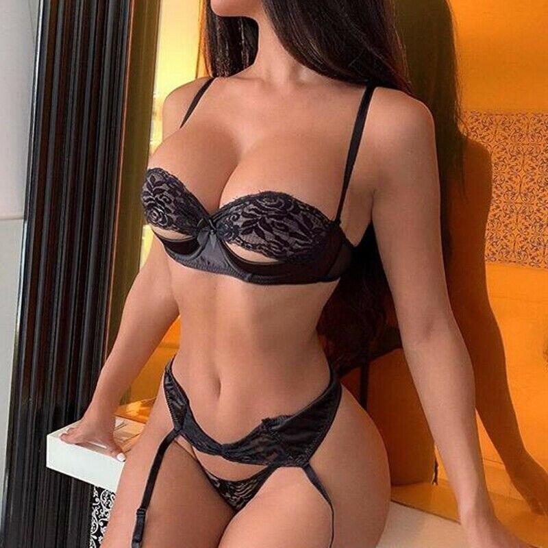 Lencería Sexy--ropa interior-ropa de dormir-Mujer-Tanga-sujetador-encaje-Babydoll-ropa de dormir señora Sexy encaje Bikini cubrir ropa de playa