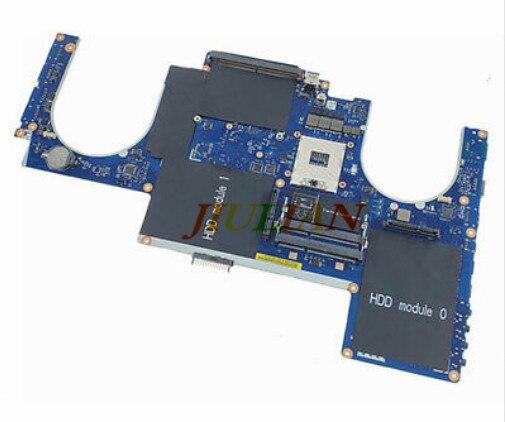 Placa base CN-0THTXT para Dell Alienware M17x R4 ordenador portátil s989 Placa base del sistema QBR00 LA-8341P THTXT 0THTXT