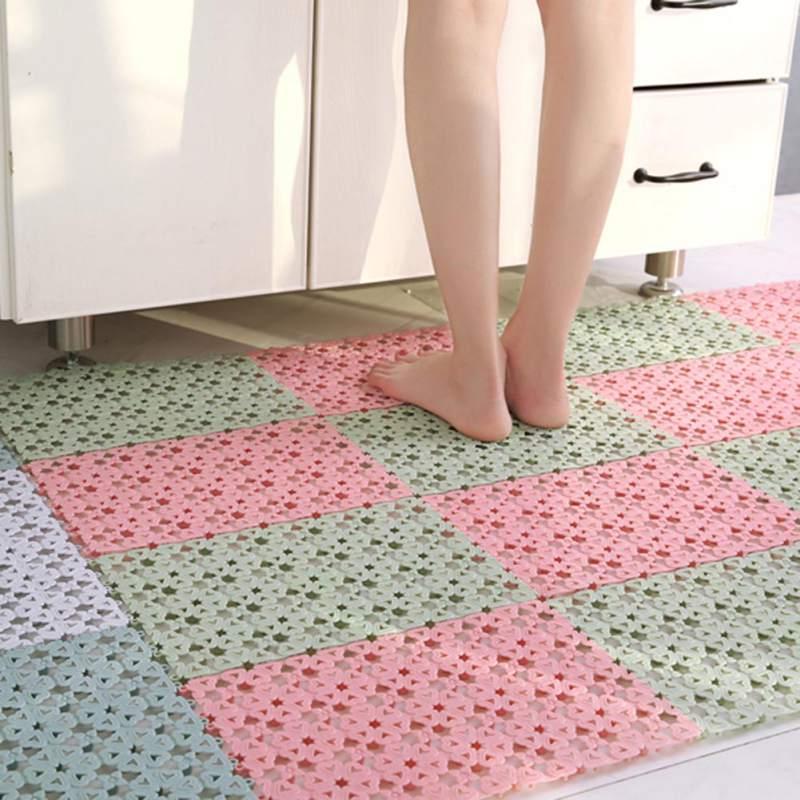 Tapis de douche antidérapant pour salle de bain   Couleur bonbon, Love, tapis de douche sans couture, tapis de Massage, tapis antidérapant pour voiture