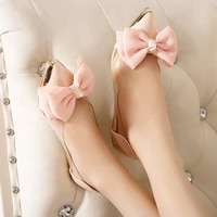 2021 spring summer shoes women flats sweet flat shoes fashion ladies casual shoes soft comfortable slip on pink n016