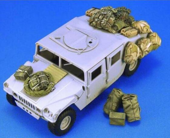 1/35 Hummer package (no car) Resin Kit