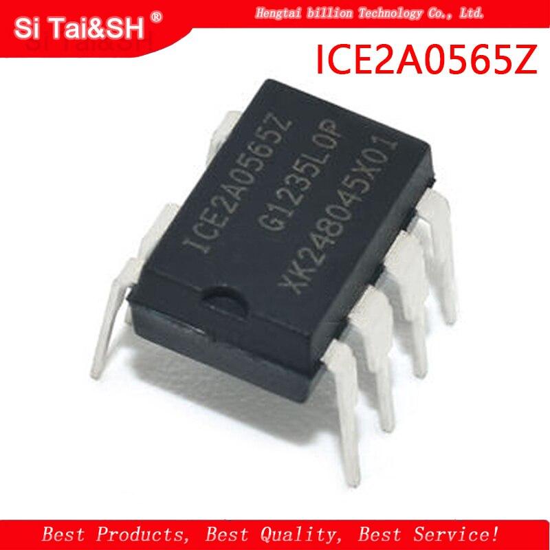 10 pçs/lote ICE2A0565 2A0565 ICE2A0565Z DIP-7