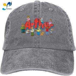 Arthur Kids Group Cowboy Cap Baseball Hat Casquette Headgear