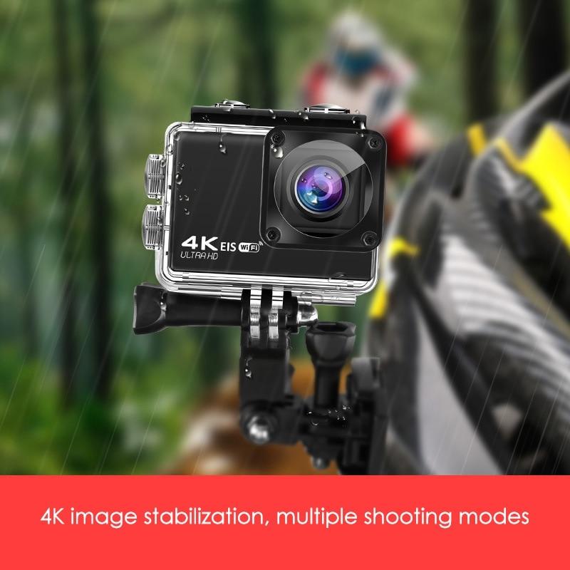 Waterproof Camera,Portable Underwater Camera Ultra HD 24 Million Sports Waterproof Camera for Underwater Hooting enlarge