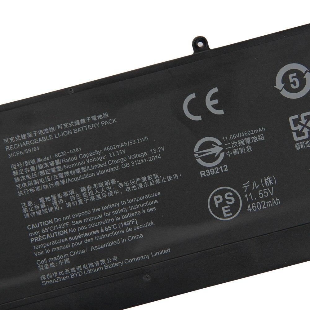 Original Rechargeable Battery RC30-0281 RZ09-0281 For Razer Blade Stealth 13 2018 2019 Max-Q RZ09-03102E52-R3U1 RZ09-02812E71 enlarge