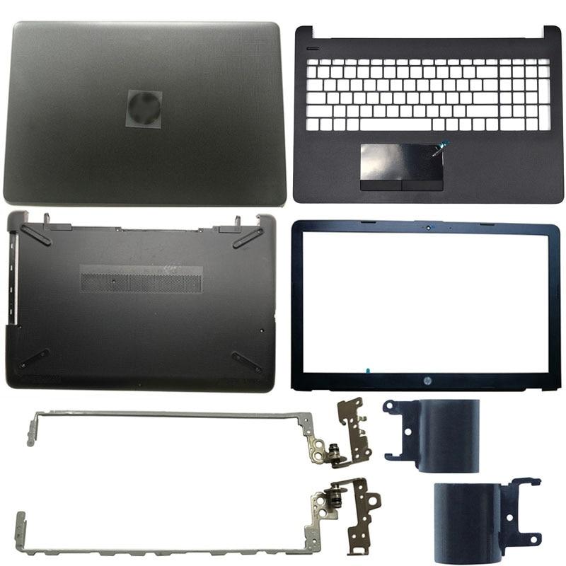 924899-001 NEW For HP 15-BS 15T-BS 15-BW 15Z-BW 250 G6 255 G6 Laptop LCD Back Cover/Front bezel/LCD Hinges/Palmrest/Bottom Case new for hp 15 bs 15 br 15 bw 15t br 15 bs 15z bw laptop lcd back cover front bezel hinges palmrest bottom case 924899 001