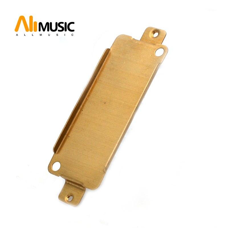 Placa base Humbucker de latón de 67,8mm X 26,8mm para guitarra eléctrica