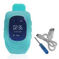 Детские Смарт-часы Q50, детские наручные часы Q60, GPS, GSM, GPRS, спортивный локатор, трекер, защита от потери, Смарт-часы для iOS, Android, Pk Q90