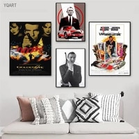bond james canvas paintings posters and prints wall art pictures decoration home decor cuadros lienzos cuadros decorativos
