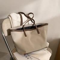 canvas handbags women bags designer women shoulder bag vintage hand bags ladies large capacity casual tote bag female sac summer