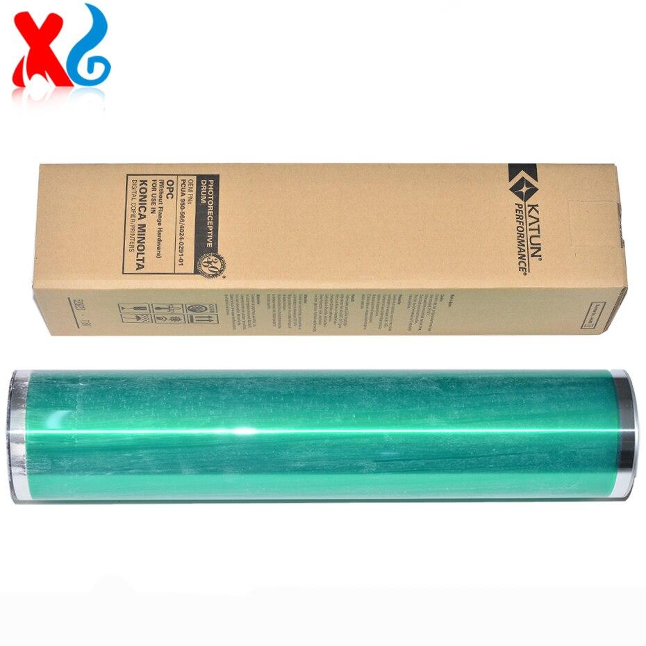 متوافق KATUN 02XL DR710 OPC طبل ل كونيكا مينولتا 7155 7165 Bizhub 600 750 601 751 600000 صفحات