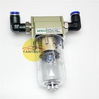 Diesel Fuel Filter For Protecting Common Rail Injector Flow Meter Sensor