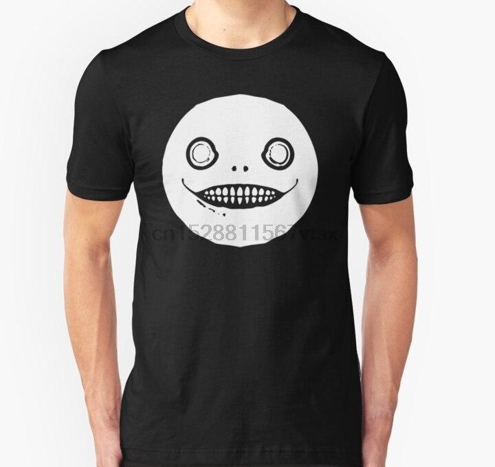 Camiseta de hombre Emil Weapon nier automata camisa Unisex camiseta impresa camisetas