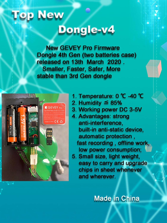 100pcs/lot+gift 1pcs upgrade dongle GEVEY-Pro ios14 13.5.x lphone12 11 pro max 11p /11/XR/XS/x/8/7/6/5s/se unlocking sim chip enlarge