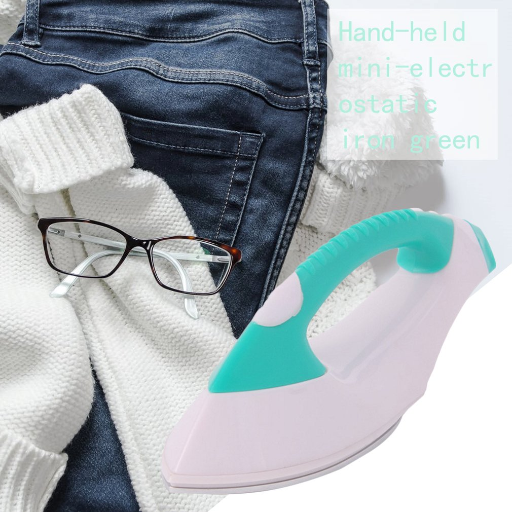 Portable Handheld Electric Iron For Clothes Household Travel Mini Iron Fashion For Small Clothing