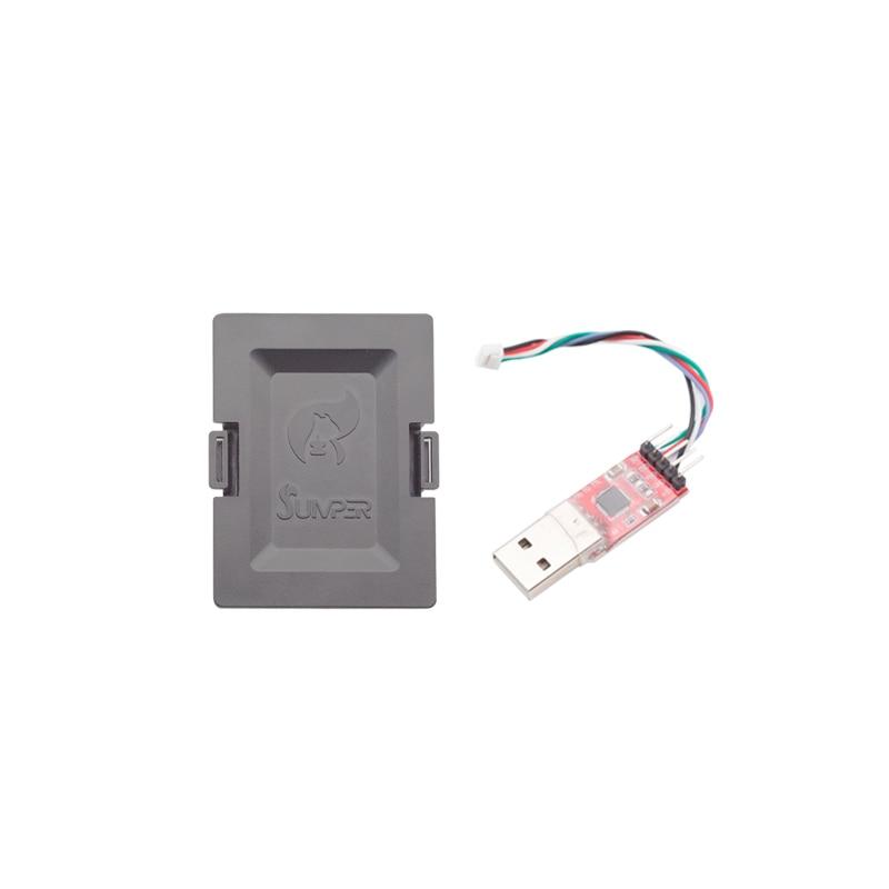 Адаптер Jumper T16 openTX, обновленный, USB к-серийный, совместимый корпус модуля для вашего радиочастотного или радиомодуля «сделай сам»