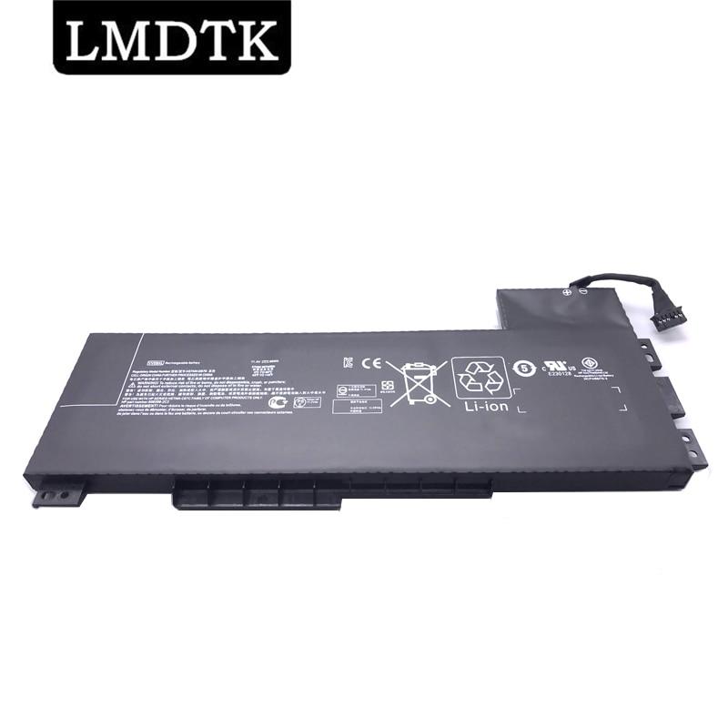 LMDTK جديد VV09XL محمول بطارية لجهاز HP ZBook 15 G3 G4 سلسلة HSTNN-DB7D HSTNN-C87C 808398-2C2 808398-2C1 808452-005 11.4V 90WH