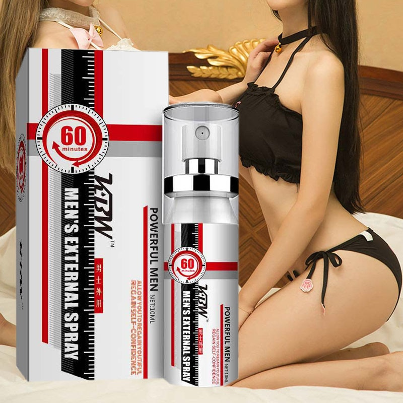 10ml Man Long-last Sex Strong Delay Spray Products for Penis Men Prevent Premature Ejaculation Pleas