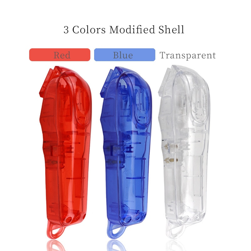 Barbershop clipper accessories set to replace the barber transparent shell modification, for wahl 8148/8591/8504 barber tools enlarge
