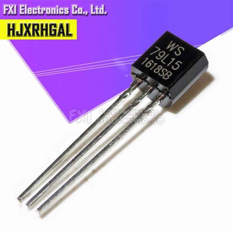 50 шт. 79L15 TO92 79L15 TO-92 L79L15 напряжение транзистор регулирования новый оригинальный
