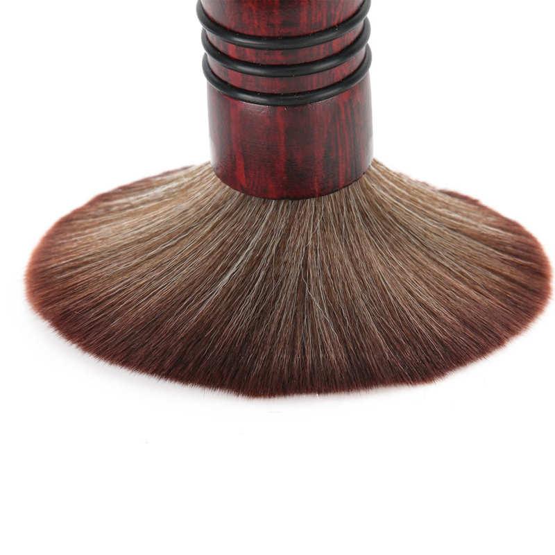 Professional Barber Neck Duster Brush Soft Salon Barber Cleaning Haircut Hairbrush Brush for Broken Hair