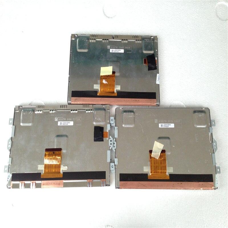 Panel de pantalla LCD LQ080Y5DR04 LQ0DAS2982 de 8 pulgadas para reposacabezas de clase Mer-cedes-b-enz
