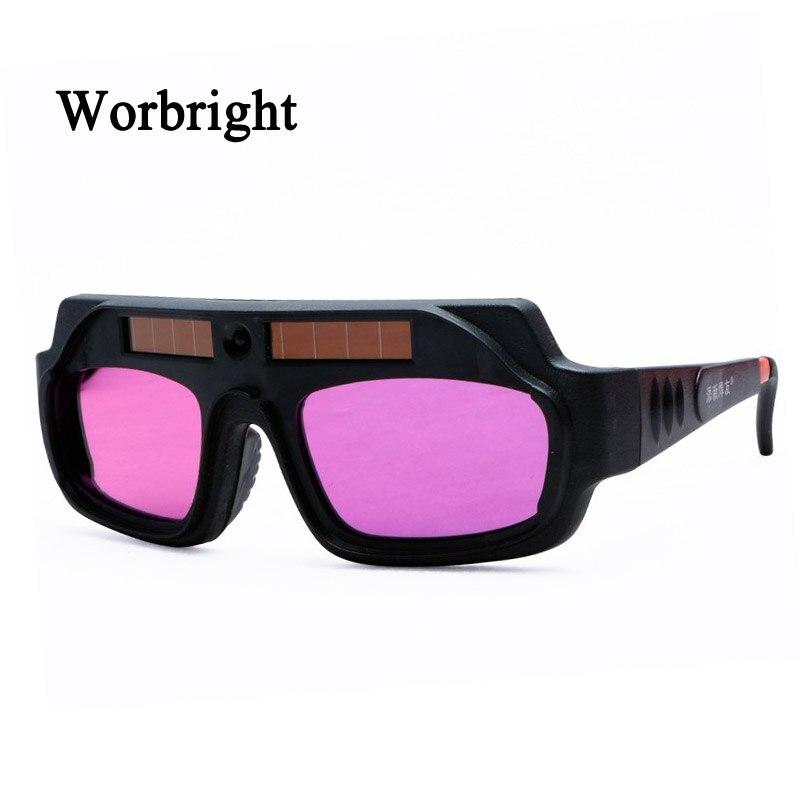 Авто затемнение сварочные очки на солнечных батареях автоматический светильник для замены сварочных очков шлем антибликовые очки