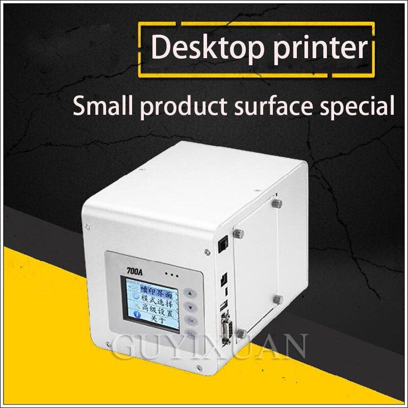Impresora Manual micro impresora de escritorio pequeño codificador fecha de producción de LM700A