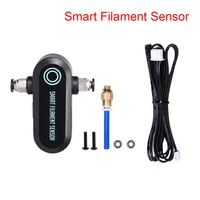 BIGTREETECH Smart Filament Sensor Filament Break Detection Module BTT SFS V1.0 3D Printer Parts For SKR V1.4 V1.3 mini E3 MKS