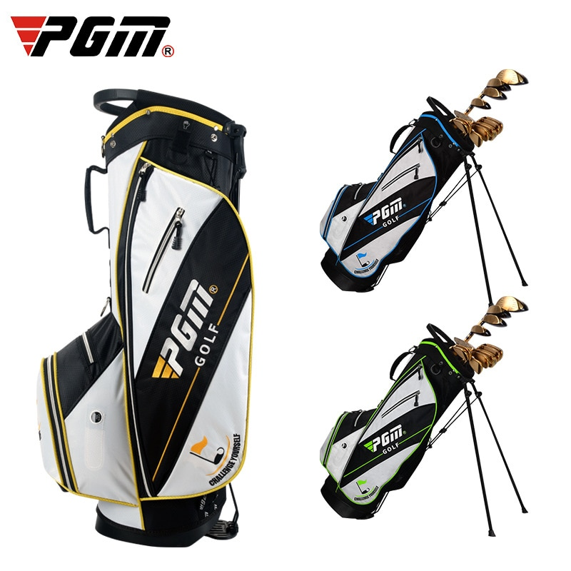 Golf Bag Men And Women Bracket Bag Lightweight Portable Version Shoulder Strap Nylon Cloth Lightweight Backpack