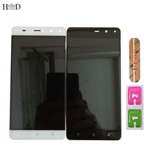 Mobile Phone LCD Display For W&O W7 LCDs LCD Display With Touch Screen Digitizer Panel Front Glass L