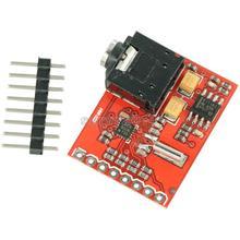 Si4703 RDS tuner radiowy FM moduł breakout oceny dla Arduino AVR PIC ARM moduł filtrowania danych radiowych