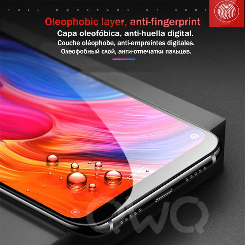 25D Screen Protector For Samsung Galaxy S10 S9 S8 Plus S10 E Note 9 8 Protect Soft Hydrogel Film For Galaxy Note 10 Pro S7 EDGE enlarge