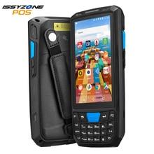 IssyzonePOS robuste Android 8.1 lecteur de PDA portable 1D 2D lecteur de codes à barres 4G WiFi Bluetooth GPS entrepôt PDA collecteur de données