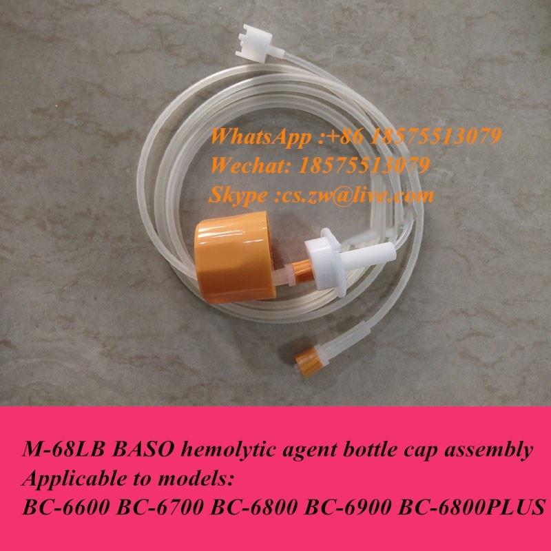 Mindray BC6600 BC6700 BC6800 BC6900 hemocitómetro M-68LB BASO agente hemolítico montaje de...