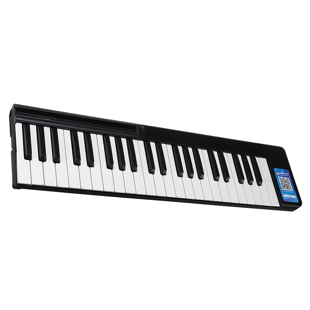 88 Keys Portable Splicing Piano Folding Electronic Piano For Student Beginner Bluetooth Wireless Connection enlarge