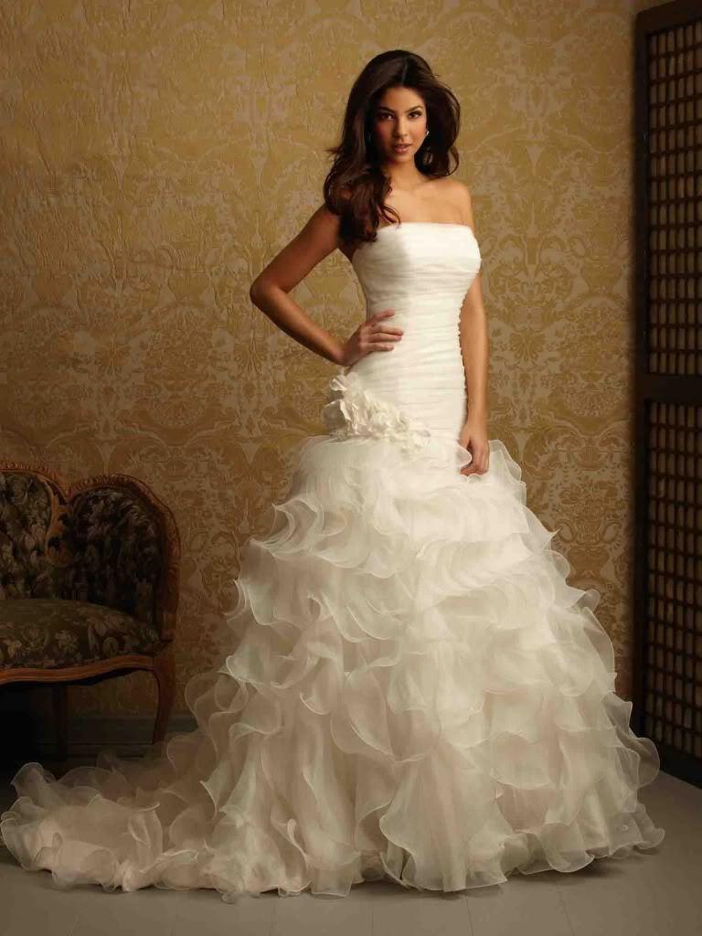 Vestidos de novia personalizados de silueta Vintage, vestidos de novia a medida,...