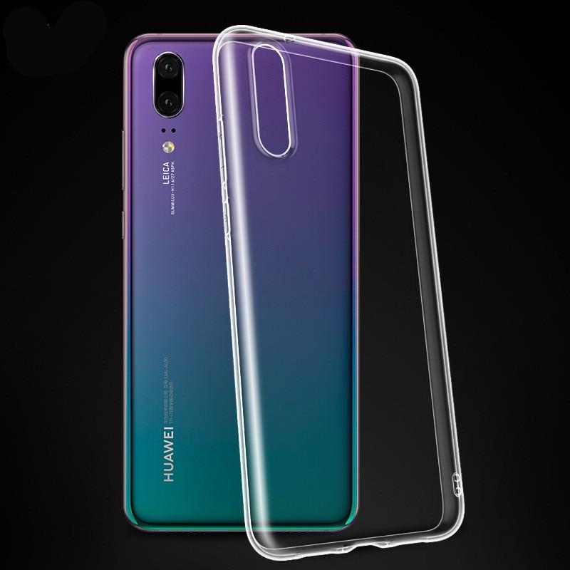 For Huawei P30 Case Huawei P30 Lite Case Soft Cover For Huawei P20 P10 Mate 10 20 P40 Lite E P30 Pro