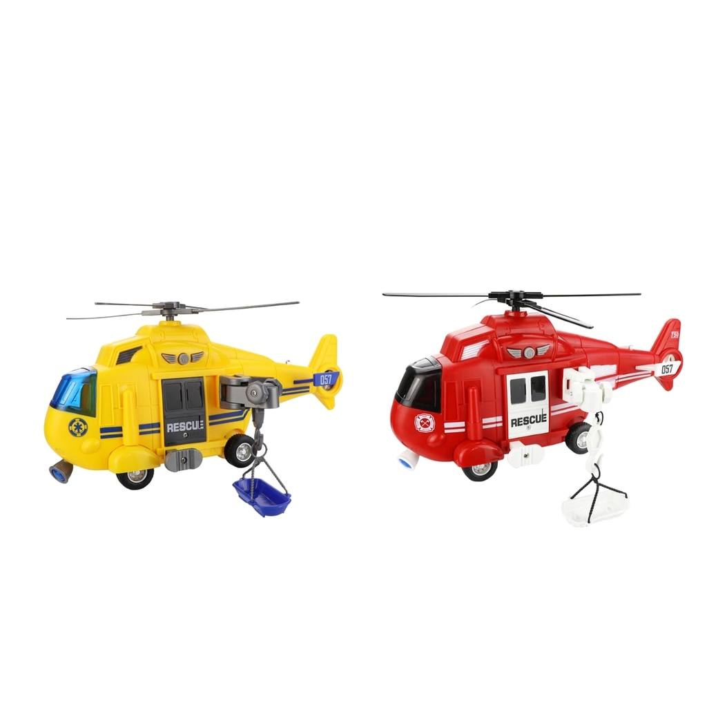 1/16 Helicopter Model Mini Airplane Toys with Safe and Non-toxic Material