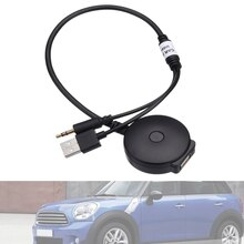 Câble adaptateur Audio sans fil Bluetooth pour voiture et musique USB pour BMW Mini Cooper