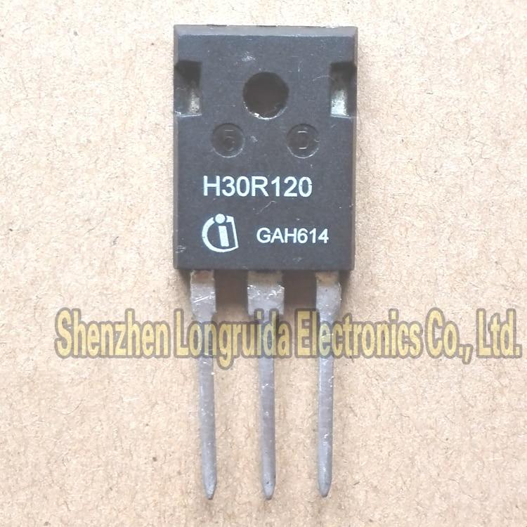10Pcs IHW30N120R2 H30R1202 IHW30N120R3 H30R1203 H30R120 PARA-247 IGBT para fogão De Indução