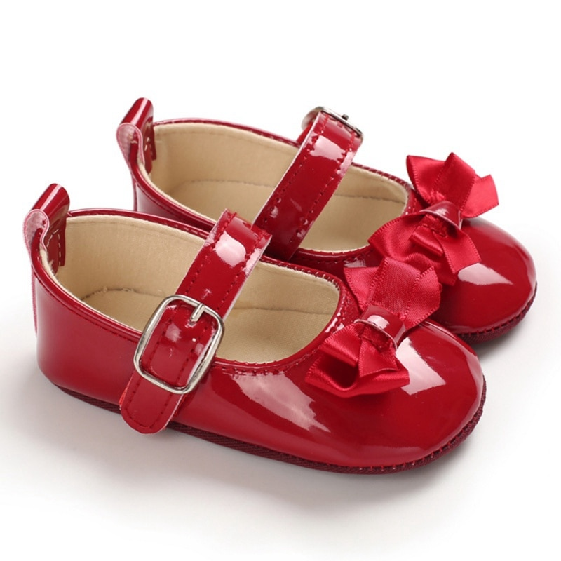 2020 New Children Princess Leather Shoes 3 Colors Casual Baby Girls Fashion Brand Sport Shoes Dance