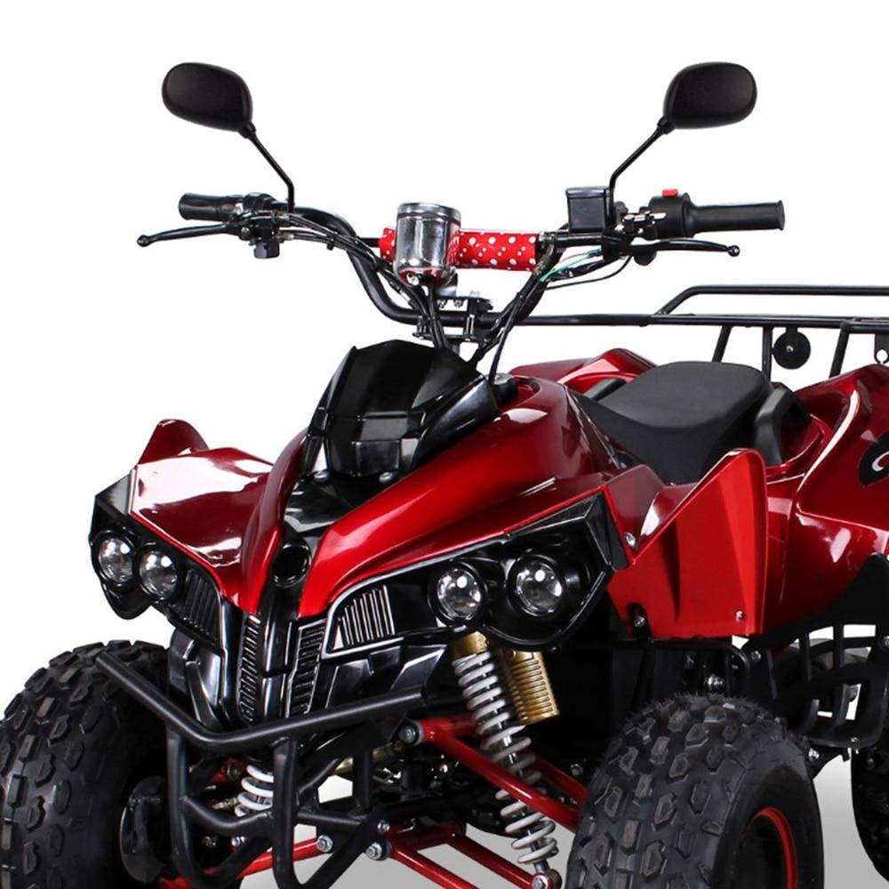 Универсальное алюминиевое боковое зеркало заднего вида для мотоцикла TOMOK Yamaha BMW Honda Suzuki Ducati Kawasaki KTM Hyosung Benelli ATV